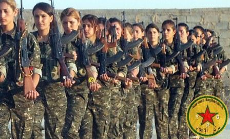 kurdish-women-fighters