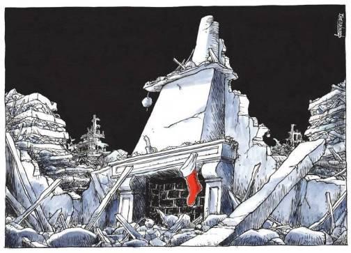 Derechos humanos: Navidad Por Orestes Martí